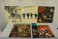5 Beatles Albums